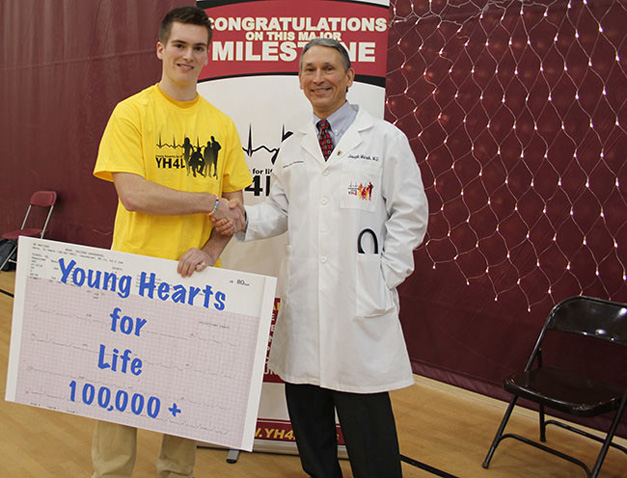 Young Hearts 4 Life Reaches 100,000+ Milestone