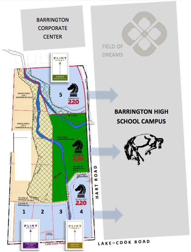 Barrington 220 School Board finalizes purchase of land adjacent to high school