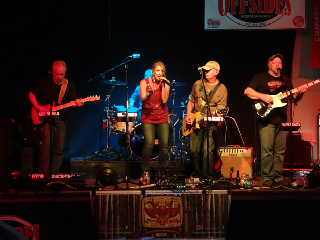 See Western Sky Band Live at Barrington's ChristKindlFest from 8:30 to 11 p.m. on Friday, December 5th