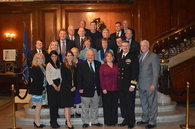 USS Illinois Commissioning Committee - Photo from USSIllinois.org