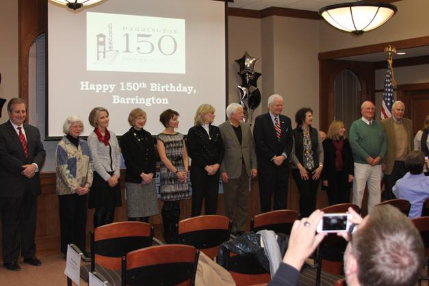 Post - Barrington's 150th Birthday Party - 10