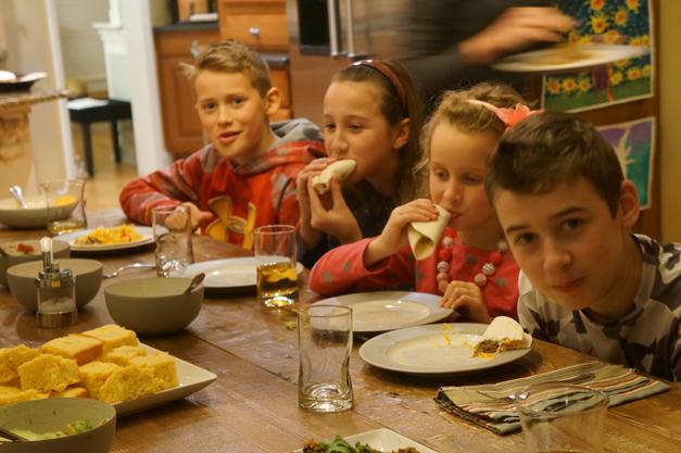 Post - Heinen's Sunday Supper - Mia Sorella Sisters - 11