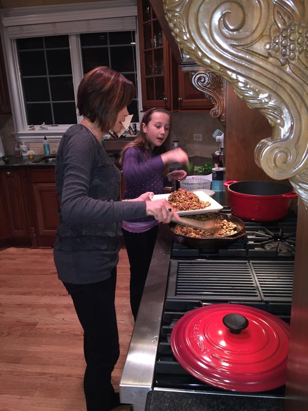 Post - Heinen's Sunday Supper - Mia Sorella Sisters - 35