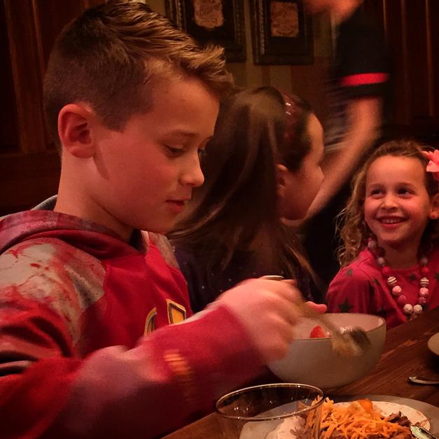 Post - Heinen's Sunday Supper - Mia Sorella Sisters - 36