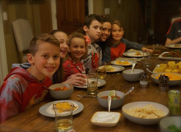 Post - Heinen's Sunday Supper - Mia Sorella Sisters - 7
