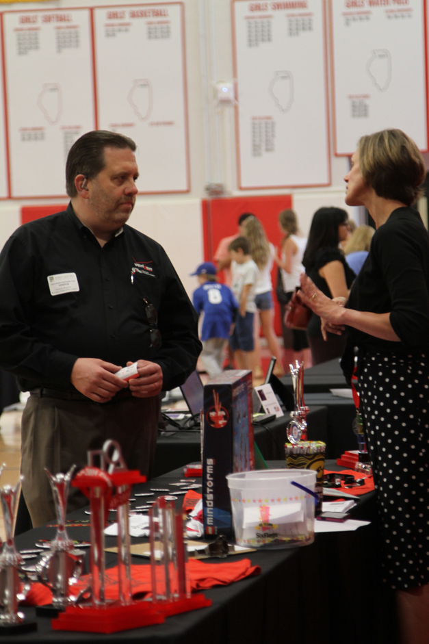 Post - Barrington Area Chamber of Commerce - BizEd Expo - 2