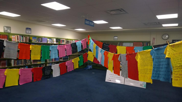 Post - Clothesline Project
