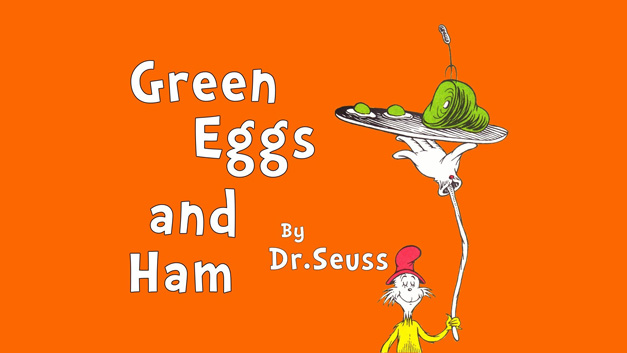 Post - Green Eggs and Ham