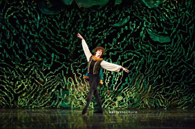 BYDE's 2010 production of The Sleeping Beauty - Photo by Kelly Stachura