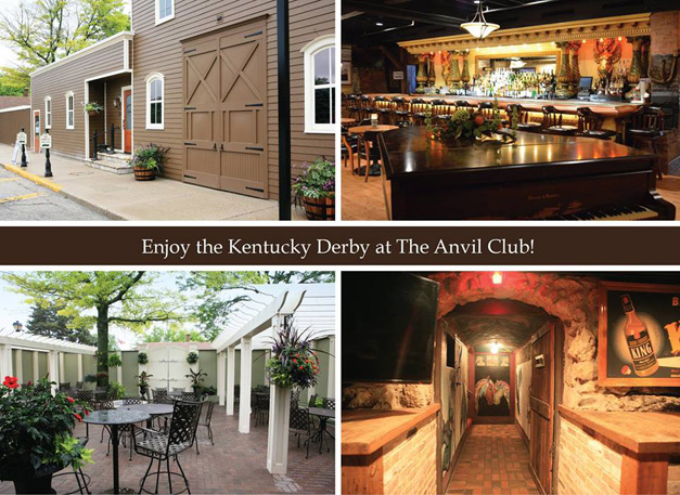Post - Kentucky Derby - Anvil Club