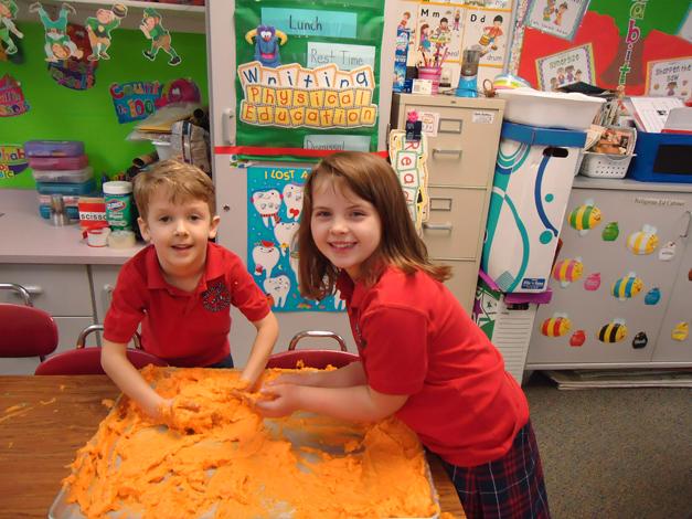 Post - Saint Anne Parish School - Kindergarten - 4