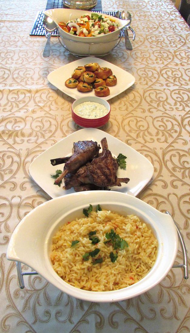 Post - Heinen's Sunday Supper - Stephanie Jameson Dzugan - 6