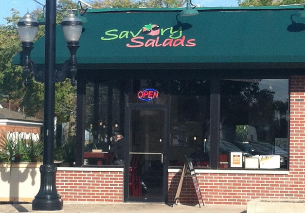 Savory Salads- 215 N. Hough Street in Barrington, Illinois