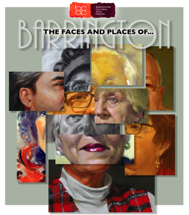 Post - Faces and Places of Barrington Exhibit - Grand Opening 2015