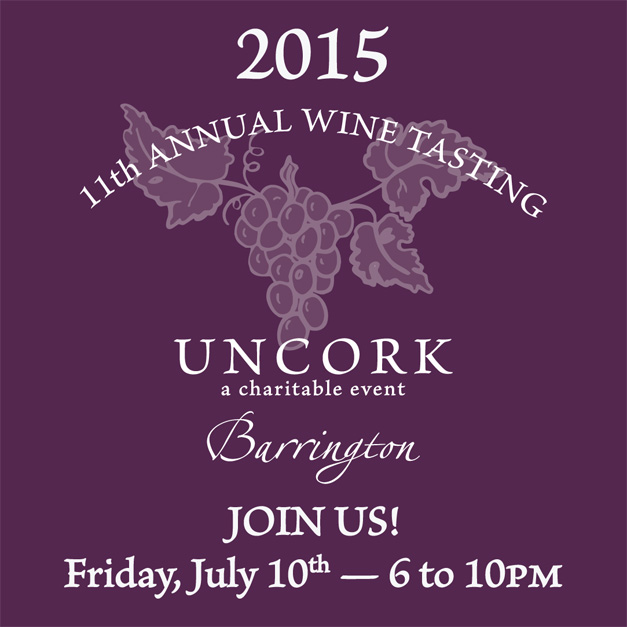 Post - Uncork Barrington 2015 Logo