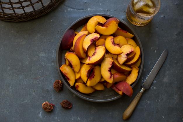 Peach_Whiskey_Chicken