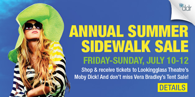 Post - Deer Park Town Center - Annual Sidewalk Summer Sale