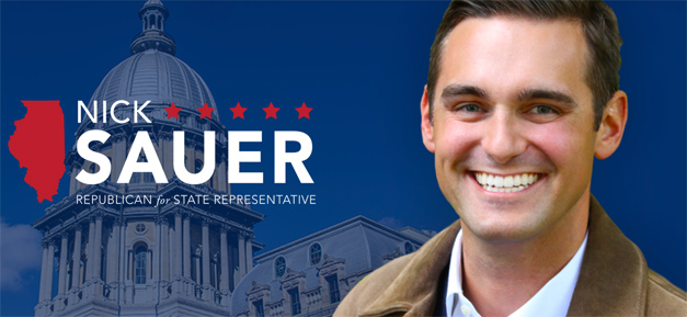 Post - Nick Sauer for IL State Rep - 1