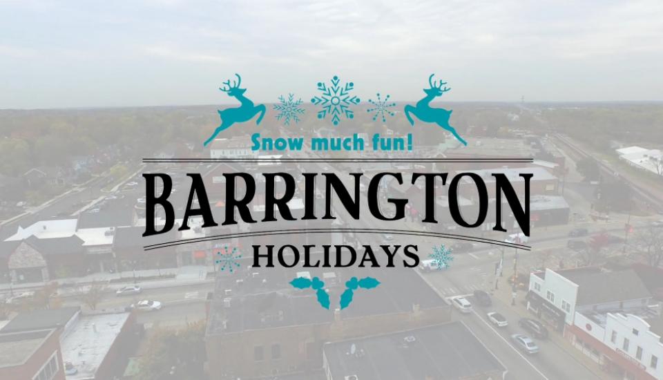 Village of Barrington Holiday Video