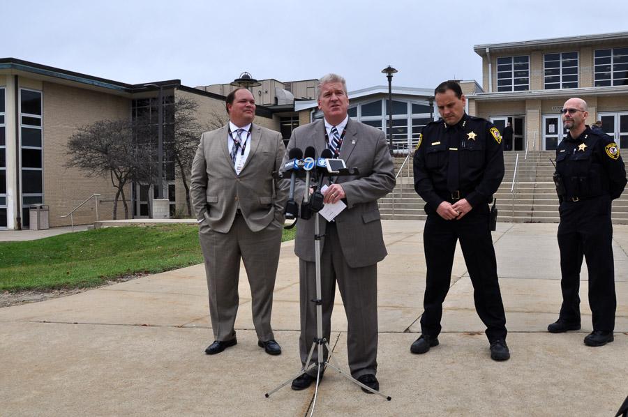 Post 900 - Barrington High School Lockdown-14