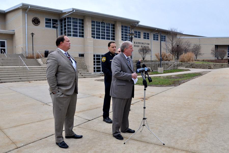 Post 900 - Barrington High School Lockdown-19