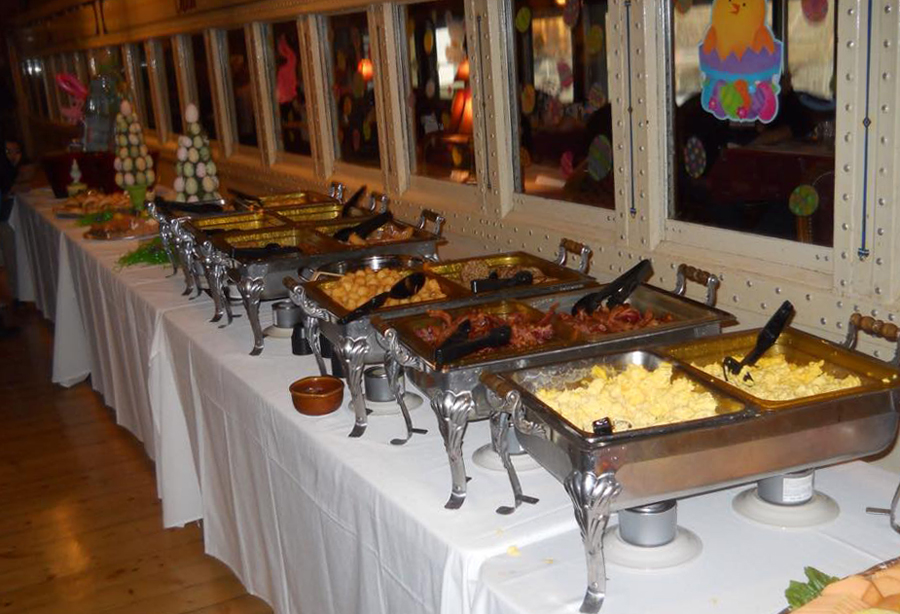 Post 900 - Chessie's Easter Brunch - Buffet