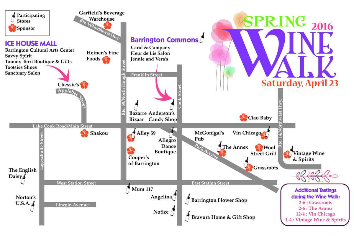 Holiday Wine Walk Map 15_cz