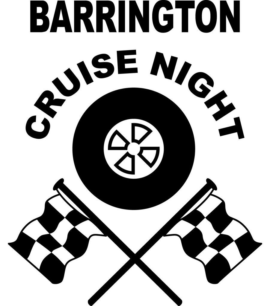 Barrington Cruise Night Logo