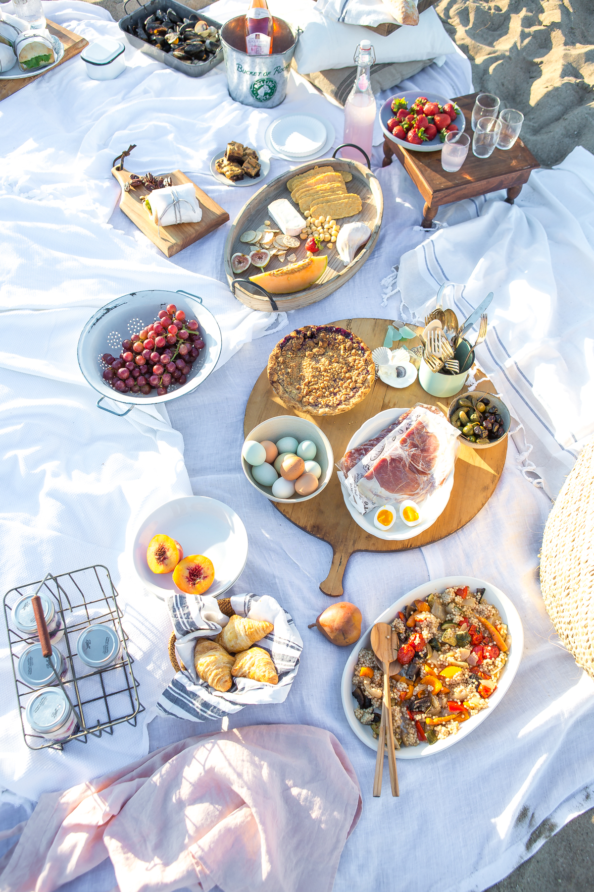 Cooking With Heinen's | Tips for a Summer Beach Picnic ...
