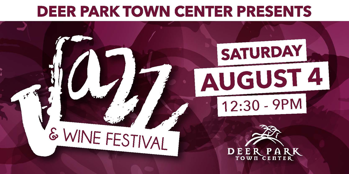 Jazz Stars Set to Shine at 7th Annual Deer Park Town Center